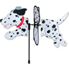 18.5 inch Petite Spinner - Dalmation