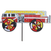 32 in. Modern Fire Truck Spinner