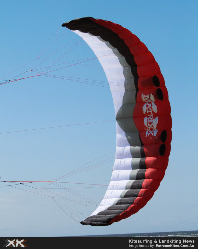 HQ Matrixx 9.0  to 15.0 De-Power Kite